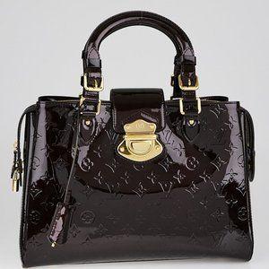 Louis Vuitton Amarante Monogram Vernis Bag